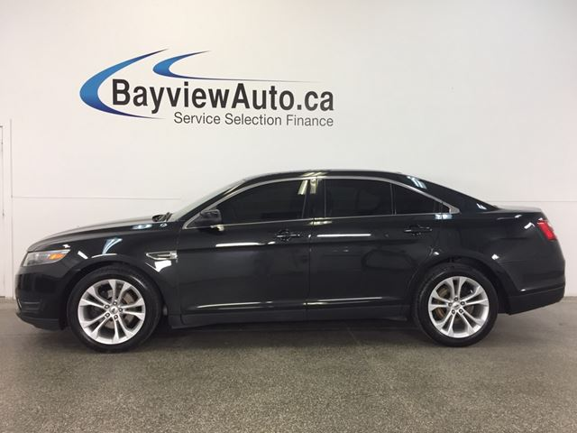 2013 FORD TAURUS SEL- 3.5L! TINT! ROOF! LEATHER! SYNC! REM START! in Belleville, Ontario