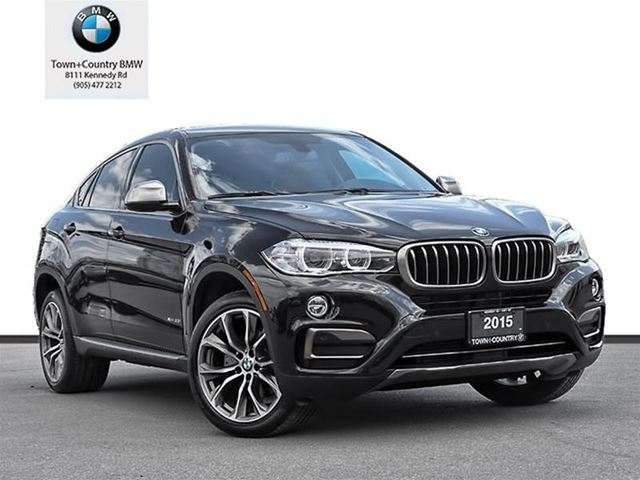 2015 BMW X6 xDrive35i in Markham, Ontario