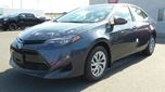 2017 Toyota Corolla LE+BACKUP CAMERA+PREMIUM CLOTH   in Cobourg, Ontario