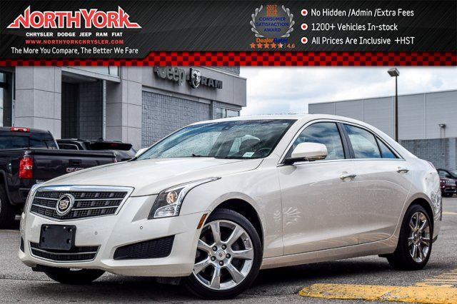 2014 CADILLAC ATS Luxury AWD in Thornhill, Ontario