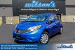 2016 Nissan Versa SV REAR CAMERA! BLUETOOTH! CRUISE CONTROL! POWER PACKAGE! in Guelph, Ontario