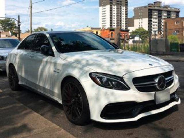 2016 MERCEDES-BENZ C-CLASS 63S in Mississauga, Ontario