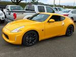 2017 Nissan 370Z 3.7L 6SP M/T A/C, 18' ALLOY,  PUSH START in Mississauga, Ontario