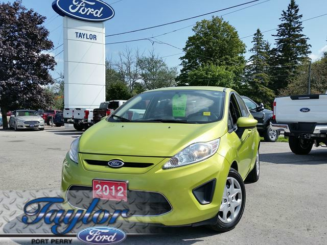 2012 Ford Fiesta SE in Port Perry, Ontario