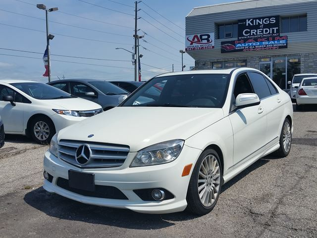 2009 MERCEDES-BENZ C-CLASS C230 2.5L ACCIDENT FREE in Pickering, Ontario