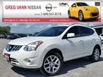 2012 Nissan Rogue SL AWD w/all leather,NAV,climate control,heated seats,rear cam,sunroof in Cambridge, Ontario