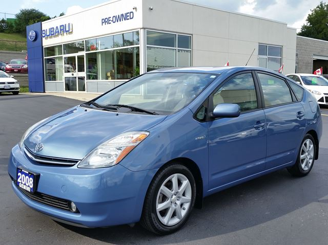 2008 TOYOTA PRIUS HYBRID in Kitchener, Ontario
