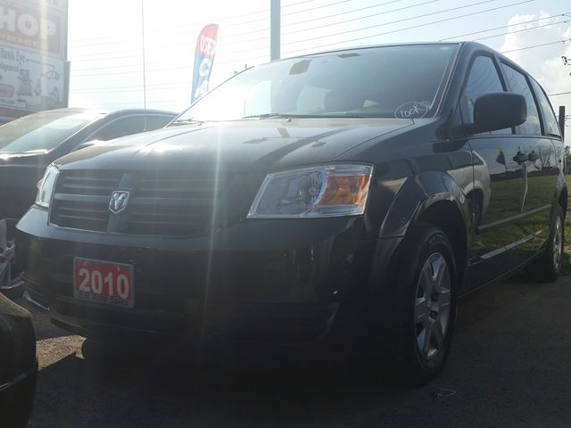 2010 DODGE GRAND CARAVAN SE in Brampton, Ontario
