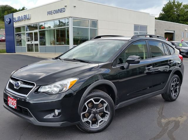 2015 SUBARU XV CROSSTREK 2.0i w/Limited Pkg 5spd in Kitchener, Ontario