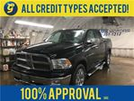 2012 Dodge RAM 1500 LARAMIE*CREW CAB*HEMI*4WD*LEATHER*POWER SUNROOF*NA in Cambridge, Ontario