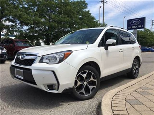 2014 SUBARU FORESTER 2.0XT Touring in Mississauga, Ontario