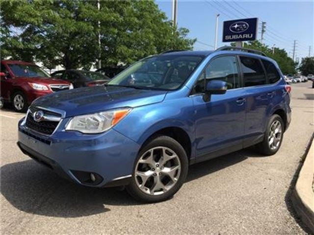 2015 SUBARU FORESTER i Limited in Mississauga, Ontario