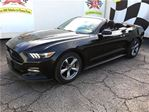2015 Ford Mustang Automatic, Convertible, Only 25,000km in Burlington, Ontario
