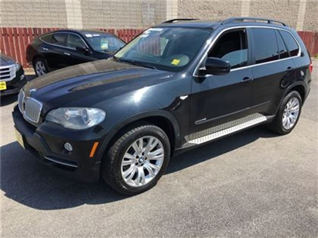 2010 BMW X5 48i, Auto, Navi,  Leather, Panoramic Sunroof, AWD in Burlington, Ontario