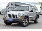 2006 Jeep Liberty 4Dr Limited in Mississauga, Ontario