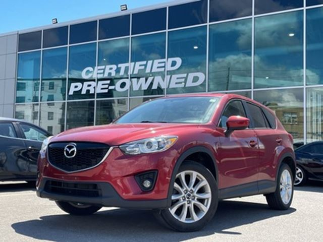 2013 MAZDA CX-5 GT / LEATHER / SUNROOF / 0.9% / ONLY 15K!!! in Toronto, Ontario