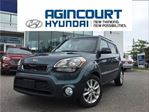 2013 Kia Soul 2.0L 2u/HEATED SEATS/ALLOY WHEELS/ONLY 46848KMS in Toronto, Ontario