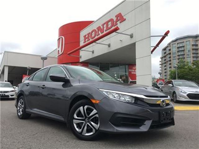 2016 HONDA CIVIC Sedan LX CVT in Markham, Ontario