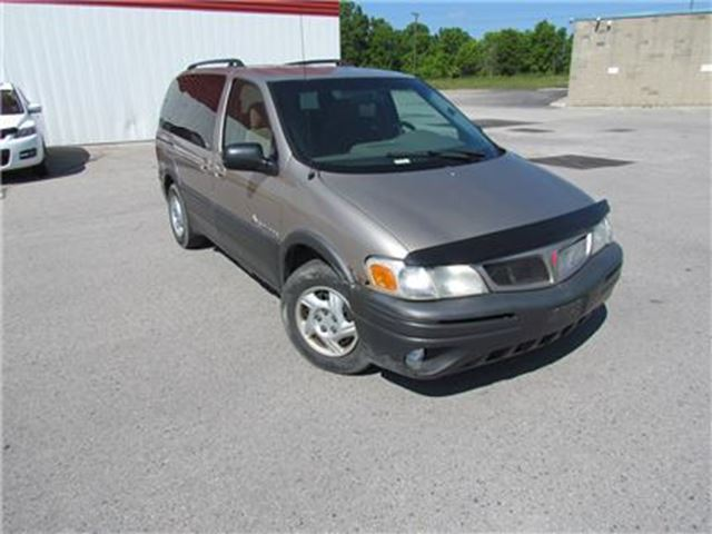 2004 PONTIAC MONTANA FRESH TRADE-IN   AS-IS SPECIAL in London, Ontario