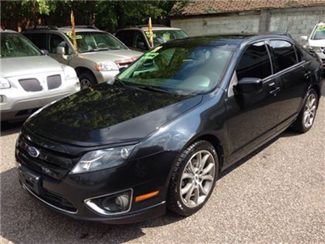 2011 FORD Fusion SEL 2.5L I4 in St Catharines, Ontario