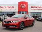 2013 Honda Civic Sedan SI 6MT in Calgary, Alberta
