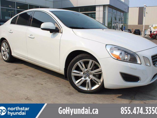 2012 VOLVO S60 T6 LEATHER SUNROOF HEATED SEATS in Edmonton, Alberta