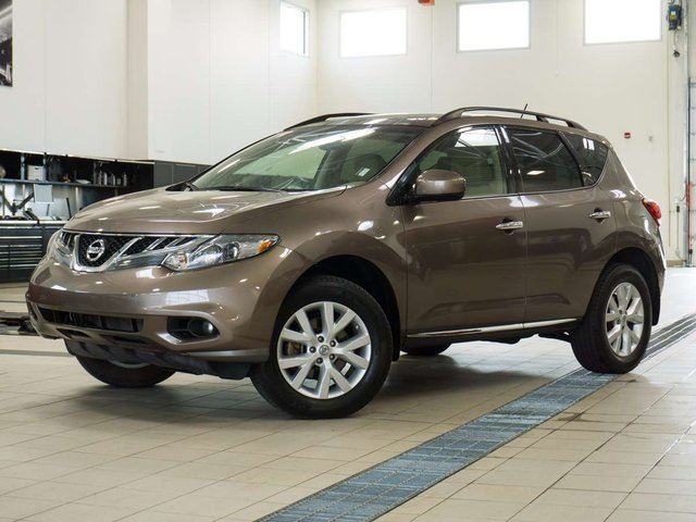 2013 NISSAN MURANO 3.5 SV AWD in Kelowna, British Columbia