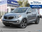 2016 Kia Sportage SX 2.0T *Heated Seats Rear Cam in Winnipeg, Manitoba