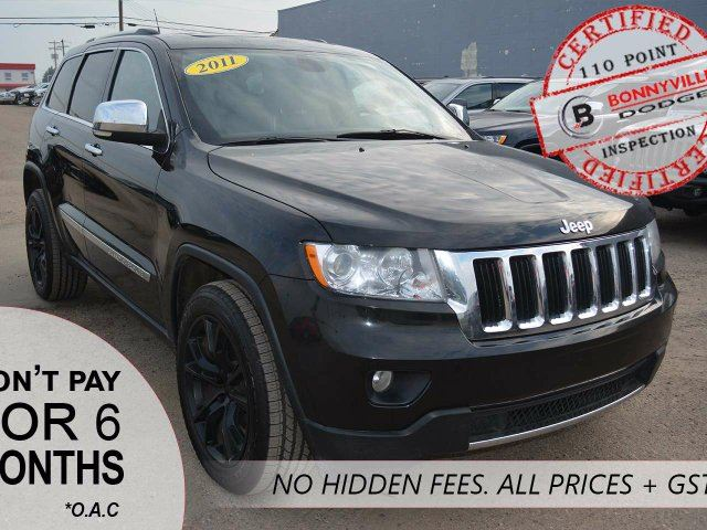 2011 JEEP GRAND CHEROKEE Limited in Bonnyville, Alberta
