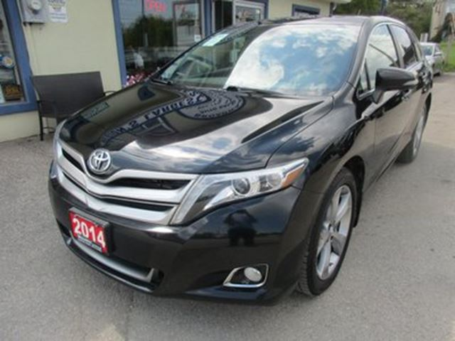 2014 TOYOTA VENZA LOADED LIMITED MODEL 5 PASSENGER 3.5L - V6.. AW in Bradford, Ontario