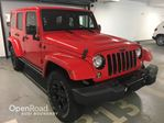 2015 Jeep Wrangler Unlimited 4WD 4dr Sahara in Vancouver, British Columbia