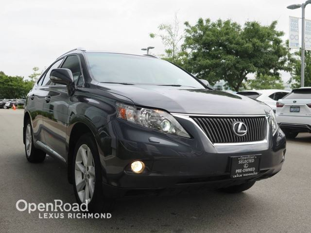 2011 LEXUS RX 350 TOURING PKG in Richmond, British Columbia