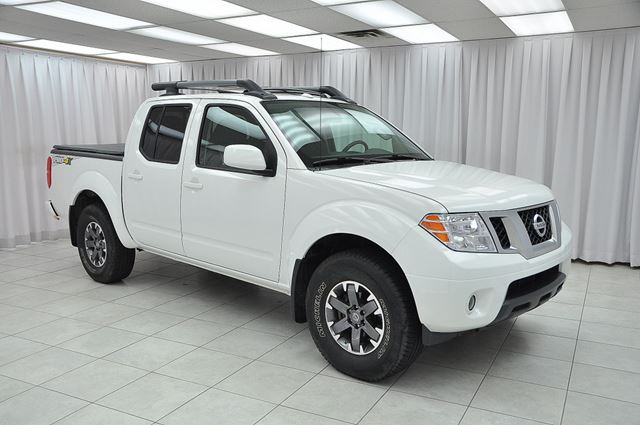 2014 Nissan Frontier PRO-4X 4x4 4DR 5PASS CREW CAB w/ BLUETOOTH, HEA in Dartmouth, Nova Scotia