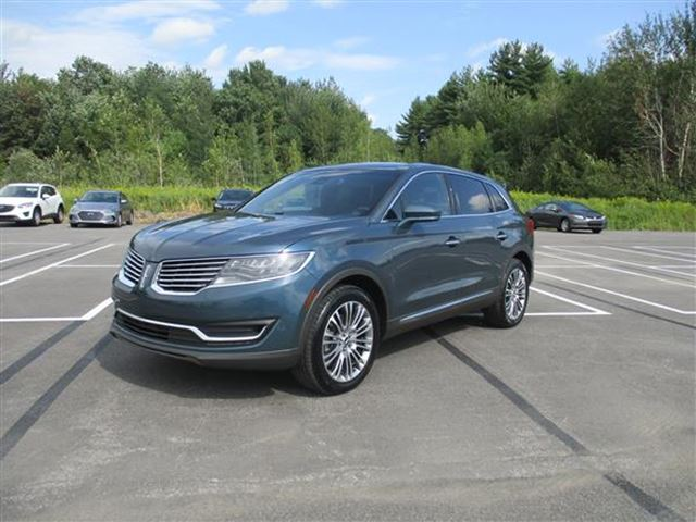 2016 Lincoln MKX CUIR TOIT PANO NAV 4RM in Joliette, Quebec