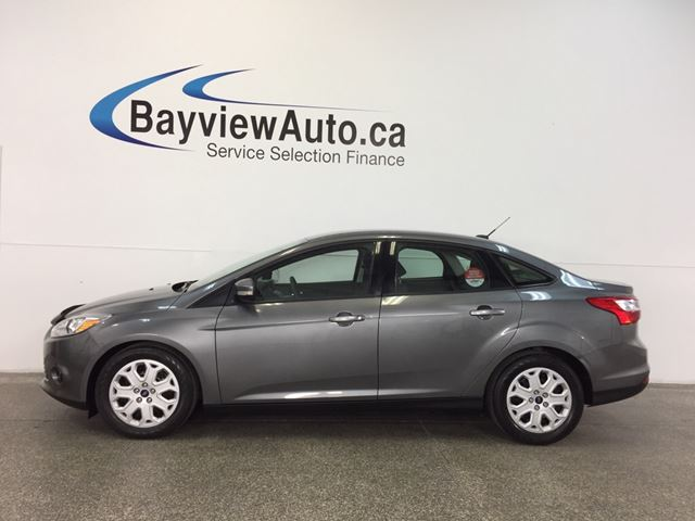 2013 FORD FOCUS SE- 2L! A/C! HEATED SEATS! SYNC! LOW KM'S! in Belleville, Ontario