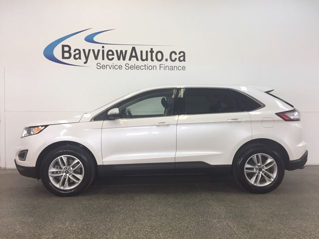 2017 FORD EDGE SEL- AWD! PUSH BTN START! HEATED SEATS! REV CAM! in Belleville, Ontario