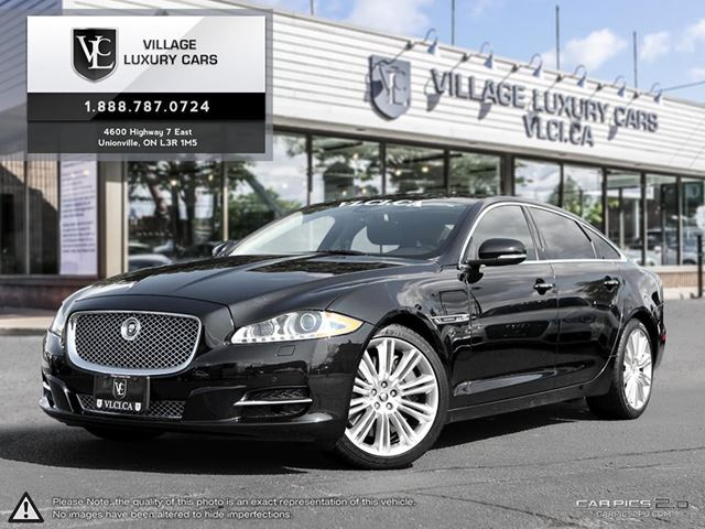 2011 JAGUAR XJ SERIES XJL Supercharged COMING SOON in Markham, Ontario