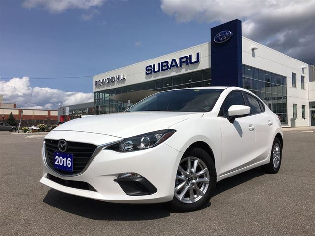 2016 Mazda MAZDA3 GS GS in Richmond Hill, Ontario