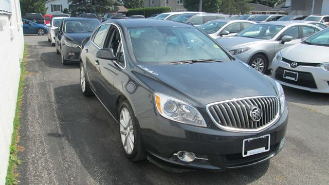 2014 BUICK VERANO Leather Package in North Bay, Ontario