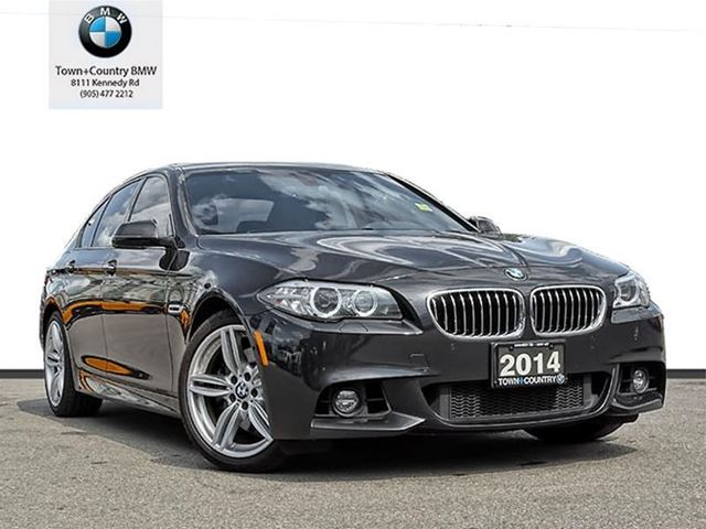 2014 BMW 5 SERIES xDrive in Markham, Ontario
