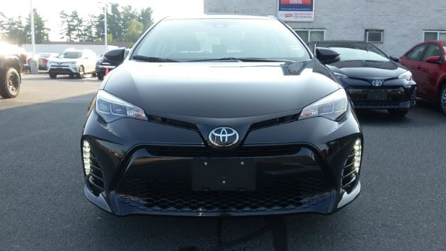 used 2017 toyota corolla sport xse package loaded cobourg. Black Bedroom Furniture Sets. Home Design Ideas
