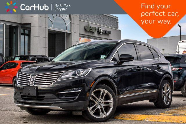 2015 LINCOLN MKC  AWD ClimatePkg THX II Audio Pano_Sunroof Heat Frnt.Rr Seats 19Alloys  in Thornhill, Ontario