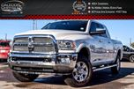 2017 Dodge RAM 3500 Longhorn 4x4 Diesel Rambox Navi Sunroof Backup Cam Bluetooth R-Start 18Alloy Rims in Bolton, Ontario