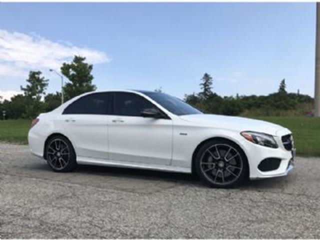 2016 MERCEDES-BENZ C-CLASS C450 4 Matic, AMG in Mississauga, Ontario