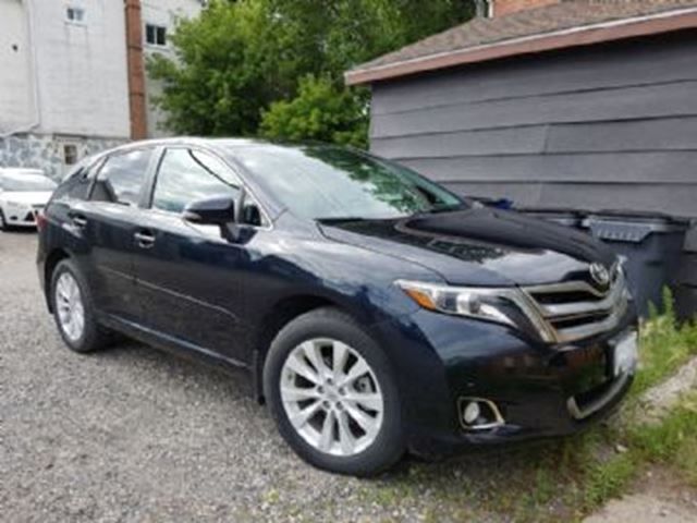 2015 TOYOTA VENZA 4dr Wgn AWD in Mississauga, Ontario