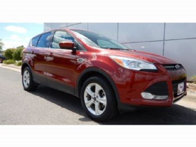 2014 FORD ESCAPE 4WD SE in Mississauga, Ontario
