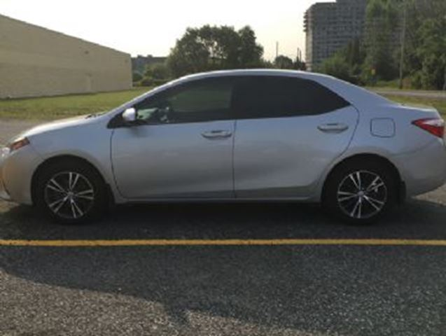 2016 TOYOTA COROLLA CVT LE Excess Wear Protection in Mississauga, Ontario