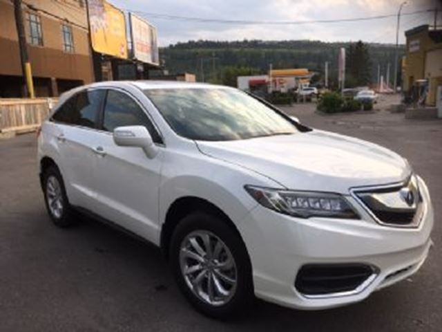 2017 acura rdx awd 4dr tech pkg low k 39 s mississauga ontario car for sale 2855950. Black Bedroom Furniture Sets. Home Design Ideas