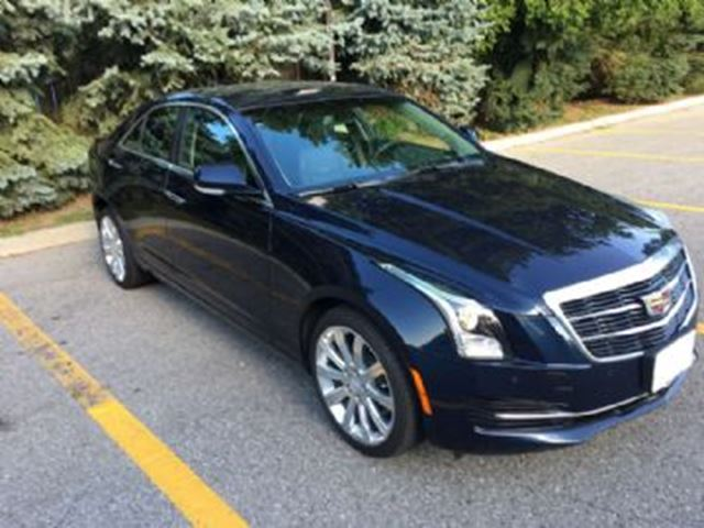 2016 CADILLAC ATS 4dr Sdn 2.0L Luxury Collection AWD in Mississauga, Ontario