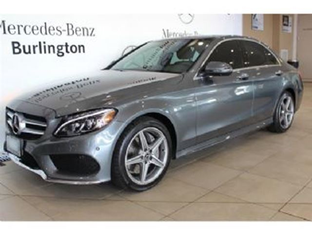 2017 MERCEDES-BENZ C-CLASS C300 4MATIC Sedan (1758371) in Mississauga, Ontario